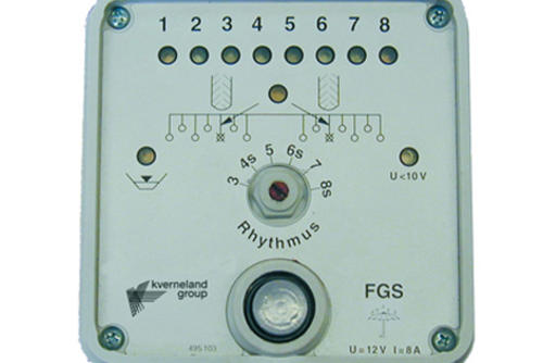 FGS Tramline Control System